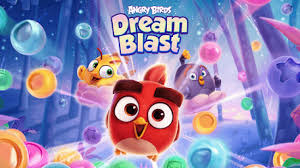Angry Birds Dream Blast Mod APK 1.14.0 - Unlimited Coins