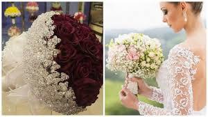 موديلات باقة الورد للعروس جد جميلة اجمل بوكيهات ومسكات عروس