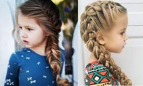 Fryzury Dla Dziewczynek 20 Pomyslow Na Sliczne Uczesania Z Warkoczem