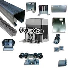 Cantilever Complete Sliding Gate Kit L Includes Bull 20 Gate Openers