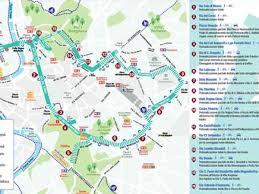 Roma blocco traffico Domenica 16 Giugno: mappa