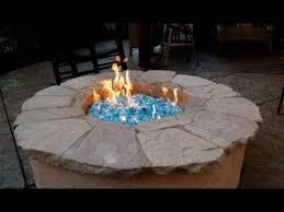 fire pit glass rocks you