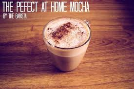 how to make the perfect mocha at home