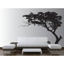 Wall Tree Decals White Wayfair