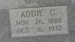Addie Gerald Gibson (1888-1932) - Find A Grave Memorial