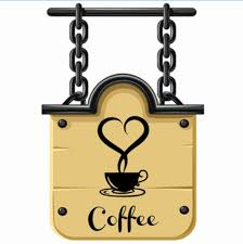 1x Coffee Cups Cafe Tea Wall Stickers Decal For Kitchen Home Creative Decor Cute For Sale Online