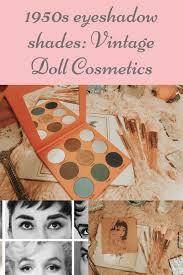 vine inspired 1950s cosmetics you