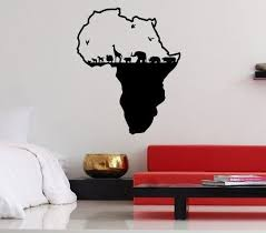 Pin By Kente Ribbon And More On Creative Kids Mural Design Africa Tattoos Vinyl Wall