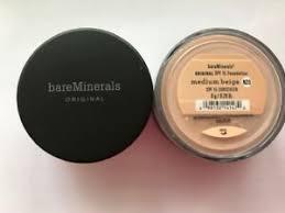 bare minerals spf 15 foundation