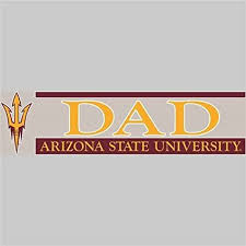 Amazon Com Arizona State University S40338 Window Decals Sports Fan Automotive Decals Sports Outdoors