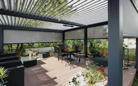 louvered roofs ozsun shade systems