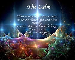 pamela leigh richards pamela quote fly no thought the calm
