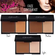 sleek makeup contour kit how to use