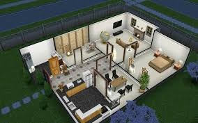 sims freeplay layout sims house