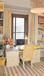 area rug under desk area to define