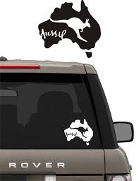 Australia Vinyl Decal Graphic Sticker For Boat Car Truck Suv Van Motorcycle Auto Rear Window Helmet Cell Phone Tablet Colors Skr011 Vinyl Decals Suv Car