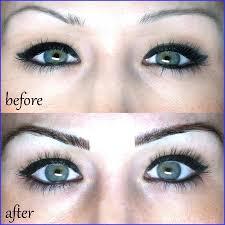 permanent makeup tattoo eyeliner