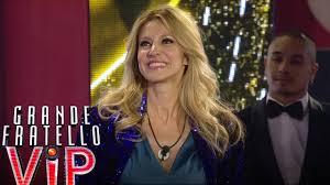 Grande Fratello VIP - L'ingresso di Adriana Volpe - YouTube
