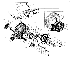 91760645 front engine lawn tractor