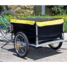best choice products garden bike cargo