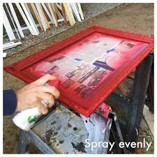upcycling that old mirror and frame