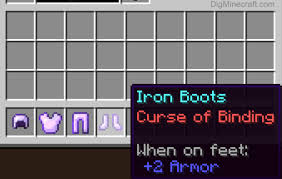 curse of binding complete minecraft