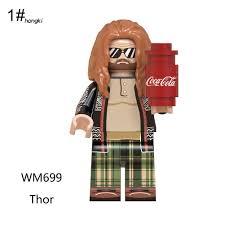 Mô hình nhân vật thần sấm Thor phim The Avengers