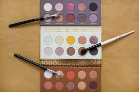 my favourite eyeshadow palettes that