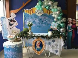 Fiesta De Frozen 2 Guia Para Decorar Un Cumpleanos De Nina