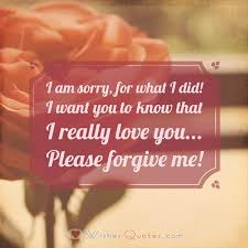sorry messages for your husband the perfect apology for him