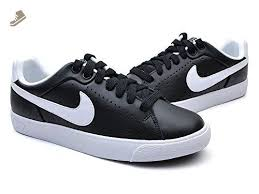 nike womens court tour skinny leather