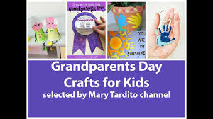 easy grandpas day crafts for kids