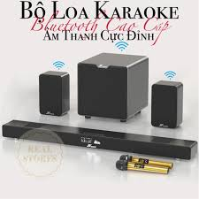 HÀNG SIÊU HOT] ( FREESHIP+Tặng Ngay 2Micro Bluetooth) Bộ Dàn Loa Karaoke  Gia Đình Cao Cấp Âm Thanh Siêu Đỉnh Bluetooth