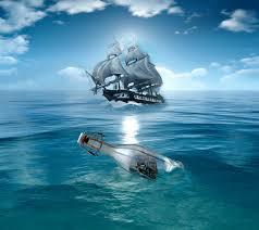 السفينة القديمة الخلفية تحميل إلى هاتفك النقال من Phoneky