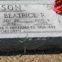 Beatrice Roxie Fair (1872-1953) • FamilySearch