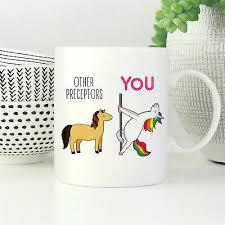 gift nurse preceptor coffee mug