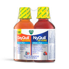 nyquil dayquil severe cold flu