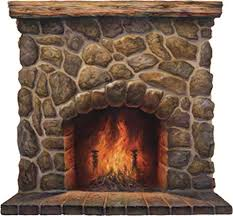 Beautiful Fireplace Decal Or Real Rock Fireplaces Faux Fireplace Diy Faux Fireplace