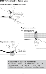 Farmily Polyrope To Polyrope Connector For Electric Rope Fencing Connection Trueyogaevergreen Com