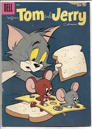 Tom and Jerry 191 - Silver Age - June 1960 (GD+) / HipComic