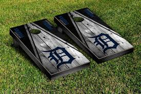 Detroit Tigers Decals Vinyl Sheets For Wrapping Cornhole Boards Custom Vinyl Decal Vinyl Sheets Cornhole Decals