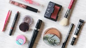 flat lay your collection the makeup