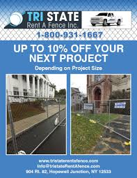 Commercial Fences In New York City Long Island Hudson Valley The Blue Book Building And Construction Network