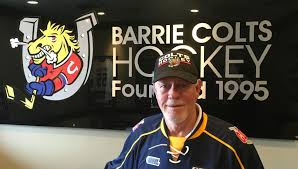 Billy Smith BIO – Barrie Colts