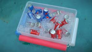 this diy floating cooler will be a hit
