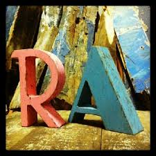 Ruth y Alberto ... #justmarried #woodletters @thefonthunter (With images) |  Wood letters, Typography, Painting