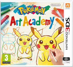 Pokemon Art Academy - 3DS ROM & CIA - Free Download