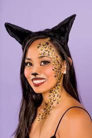 cat makeup tutorial step by step cat
