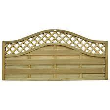 Forest Garden Bristol Fence Panel 6 X 6ft Multi Packs Wickes Co Uk