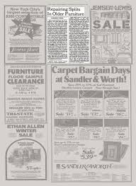 Repairing Splits In Older Furniture The New York Times
